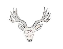 Oh deer sketch