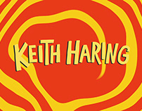 Keith Haring Motion