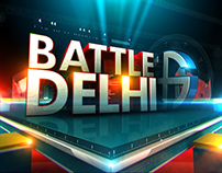 Battle Delhi (Delhi Election 2015)