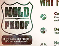 Mold Proof Marketing & Design