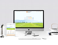 Portal website UI design of Insurance company