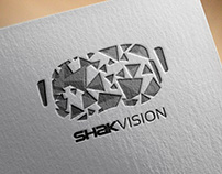 virtual reality logo design
