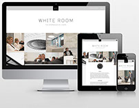 Webdesign White Room