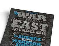 War Ina East Soundclash 2016