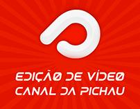 Edição - Canal da Pichau