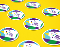 Big Data Strategy Conference 2015 Brand Identity