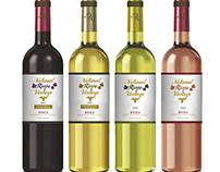 Etiquetas de vinos: NATURAL RIOJA VINTAGE