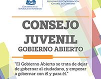 Consejo Juvenil AGA - Banner Design