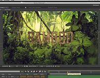 Motion Graphics - Bamboo Soundgarden