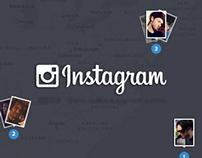 Instagram - web redesign