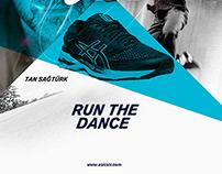 Asics 'Run The'