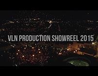 VLN Production showreel 2015