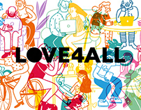 LOVE4ALL Deversity & Inclusion Festival