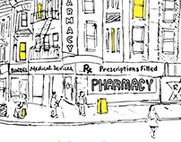 Pharmacy Promo Poster
