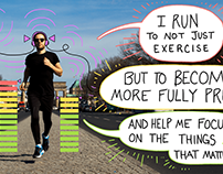 Charity Run Campaign