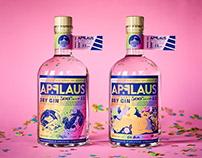 Pride Label – For Applaus Dry Gin