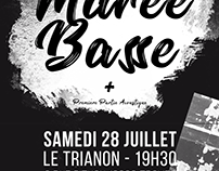 Affiche Brush Noir & Blanc