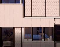 Renovacion fachada - Ej 3 UI Materialidad