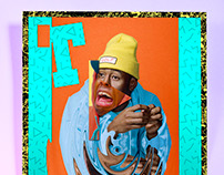 Poster Design · Tyler, The Creator@Brooklyn · NY