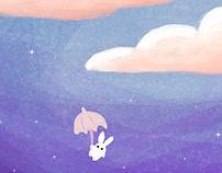 Pigbuny's Adventure - Krita