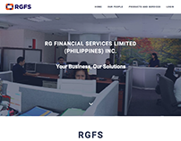 Website Design: RGFS