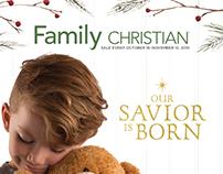 Family Christian 2015 Christmas 1 Catalog Cover