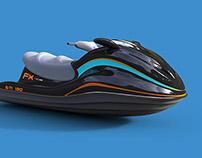 jet-ski concept