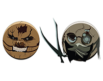 Stickers for VK(Outlast)