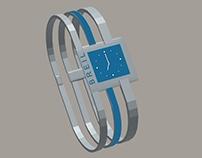 """""""Bluetime"""" watch"""