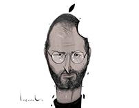 Steve Jobs / Portre - Portrait