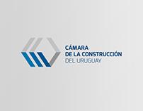Identidad Cámara de la Construcción Uruguay