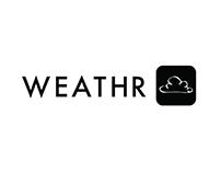 Weathr App