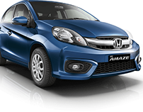 Honda Amaze 2016