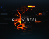 Motion Design Reel 2015