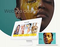 Spa Salon Website