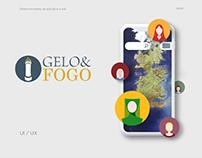 GELO&FOGO UI/UX