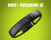 Nike Fuelband: Mobile & Desktop Rich Media Units