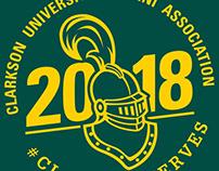 Logo for Alumni Service Program