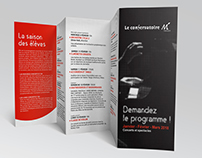 Identité du conservatoire de Montreuil