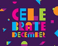Celebrate December 2016