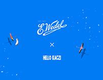 WEDEL | illustration packaging