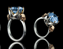 Skull Ring - Tyvodar .com