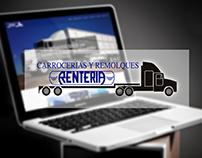 CARROCERIAS RENTERIA | WEB