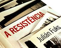 A resistência | Capa de livro