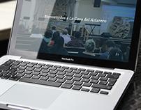 La Casa Del Alfarero Website