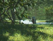 le parc /// CGI