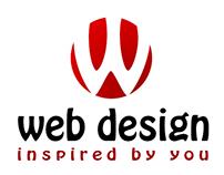 Web Design Team logo and web page