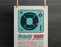 Float Fest Poster