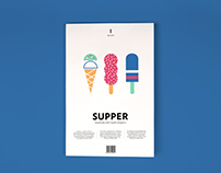 Supper Magazine Cover