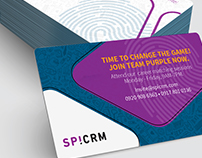 INVITE CARD - SPi CRM